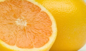 Grapefruit … 'supertasters' could try adding some salt.