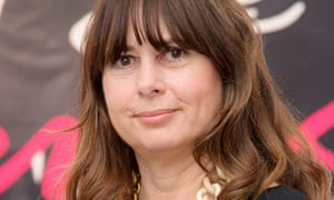 Alexandra Shulman, editor of British Vogue