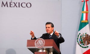President Enrique Peña Nieto