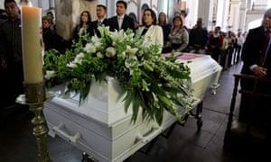 Julia Pastrana funeral