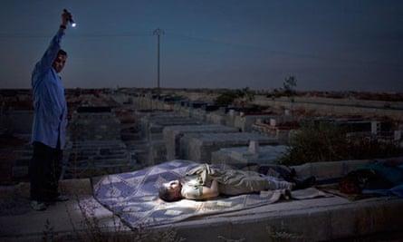 Civilian casualties in Aleppo