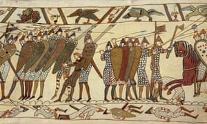History: Bayeux Tapestry