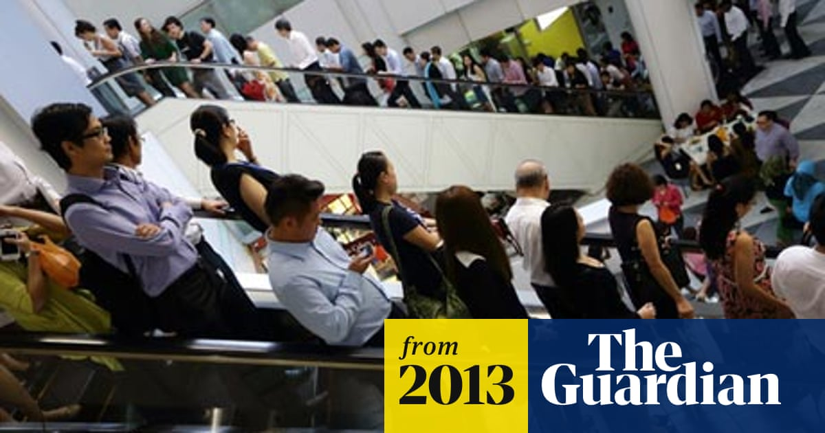 Singapore protest: 'Unfamiliar faces are crowding our land' | World