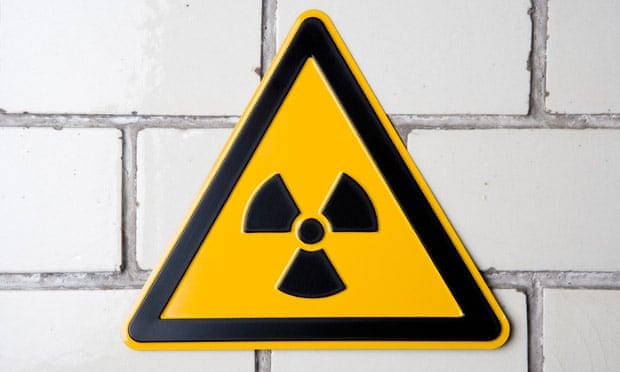 Don't panic … iridium 192 loses its radioactivity relatively quickly.