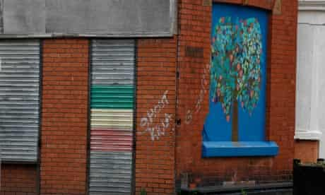 Granby Street, Toxteth, Liverpool