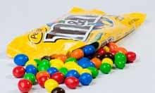 M&Ms, Bag of M&Ms, M&M, M&Ms candy