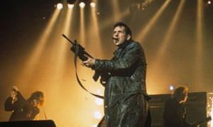 KLF at the 1992 Brit awards