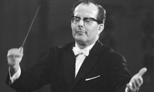 Wolfgang Sawallisch, conductor