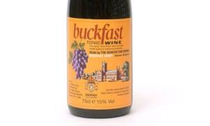 Buckfast wine