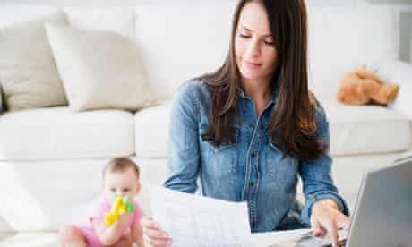 Working from home can allow you to juggle other priorities, such as childcare.