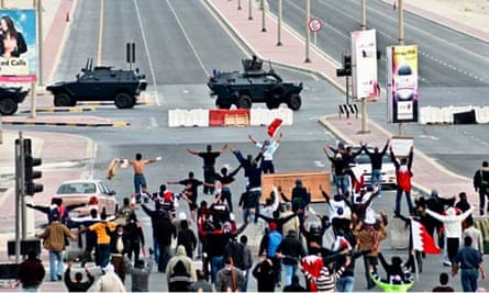 Bahrain protests 2011