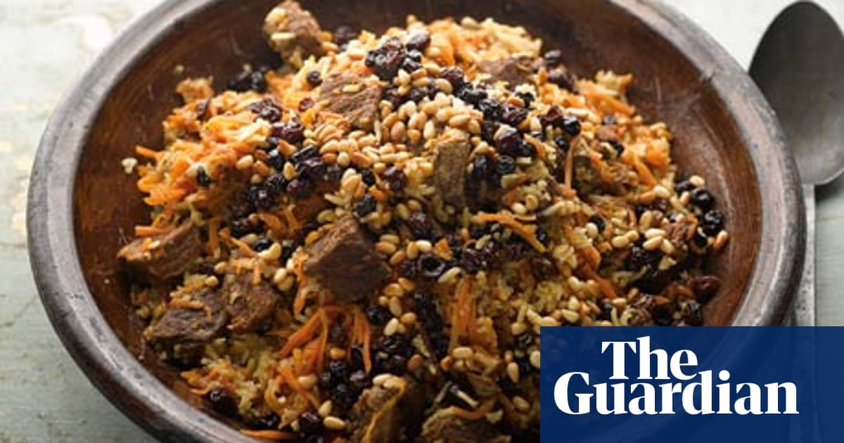 Yotam Ottolenghi recipes: pilav and klimmy mandoreh   Food   The