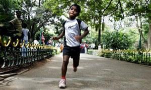 Budhia Singh, Marathon Boy