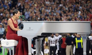 Alicia Keys Super Bowl XLVII American Football