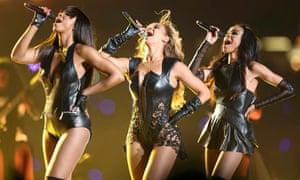 Beyonce and Destiny's Child Super Bowl