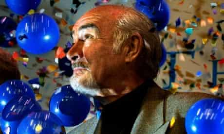 Sean Connery reopening the Byre theatre, St Andrews