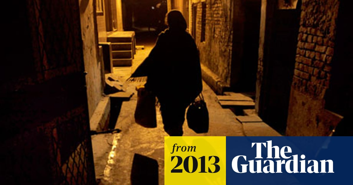 Poverty-stricken Indian women forced into prostitution in Middle