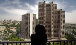 Iran property price boom