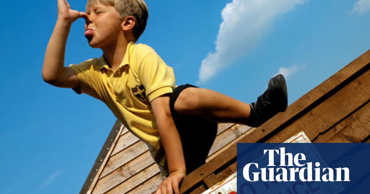 I really didn't like my son | Life and style | The Guardian