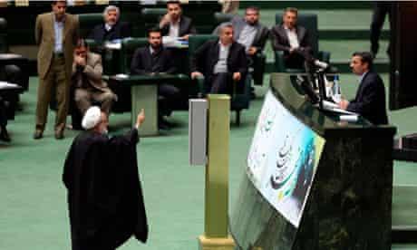 An Iranian Member of Parliament (MP) obj