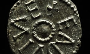 The rare Anglo-Saxon coin found at York minster