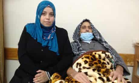 Ziad Matouk Gaza transplant
