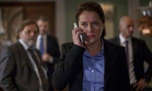 Nicola Sturgeon says she enjoys watching Borgen, the Danish political drama with protagonist Birgitte Nyborg.