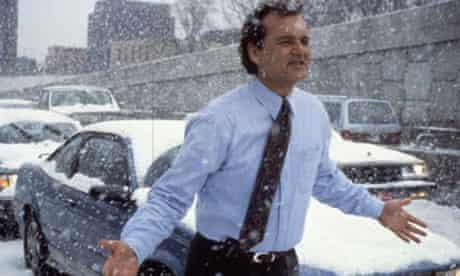 GROUNDHOG DAY Bill Murray