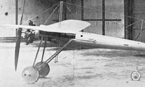 A first world war drone