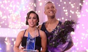 'Dancing on Ice' TV Programme final, Elstree Studios, Hertfordshire, Britain - 10 Mar 2013