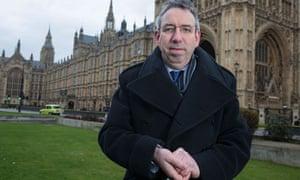 Duncan Sebie, chief executive of Public Health England