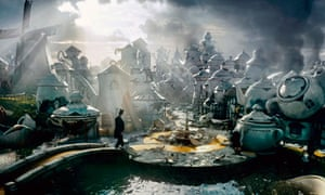 Scene from Oz the Great and Powerful
