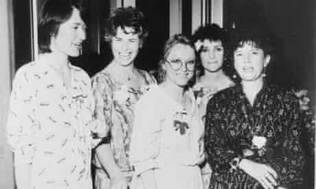Virago women in 1988