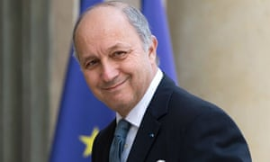Laurent Fabius, French foreign affairs minister
