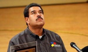 enezuela's acting President Nicolas Maduro