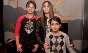 AEG lawsuit could reveal that only one of Michael Jackson's kids is  biologically his