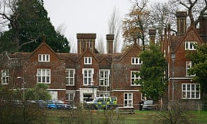 East Sutton Park prison Vicky Pryce