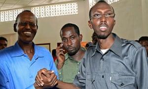 Abdiaziz Abdinur Ibrahim release