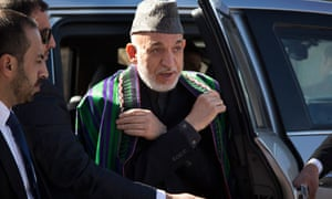 Hamid Karzai has rounded on the US recently, which has confused his allies and advisers.