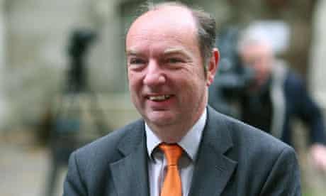 Lib Dem MP Norman Baker.