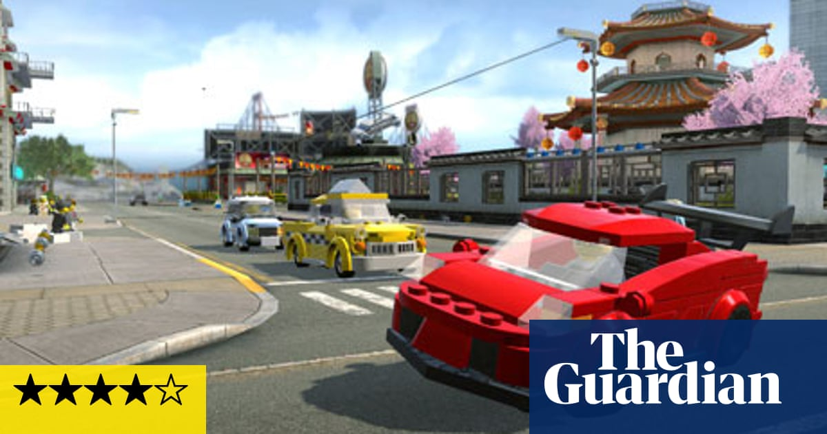 Lego City Undercover Review Games The Guardian