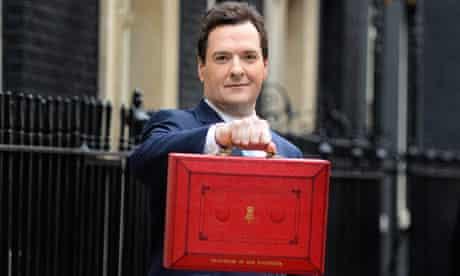 UK Unveils Budget 2013