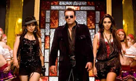 Sanjay Dutt in the 2011 film Double Dhamaal,