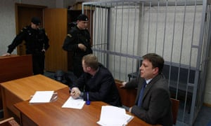 Sergei Magnitsky's defence team