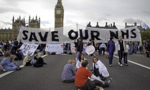 UK Uncut protest