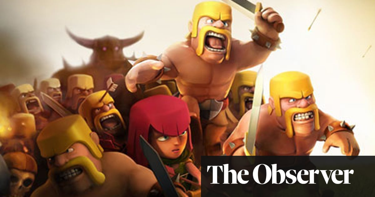 50 best games for tablets and smartphones | Technology | The Guardian