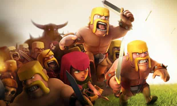 Clash of Clans is one of the most lucrative games for iOS and Android.