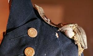 Nelson's uniform