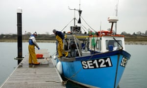 Catchbox fishermen are guaranteed a fair price.