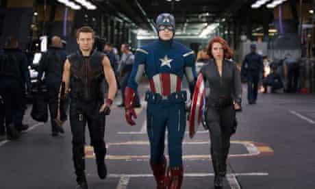 Leadership and superheroes